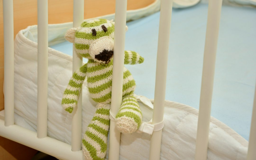 Empty Crib- a journey of letting go of guilt, anger and fear during  baby loss
